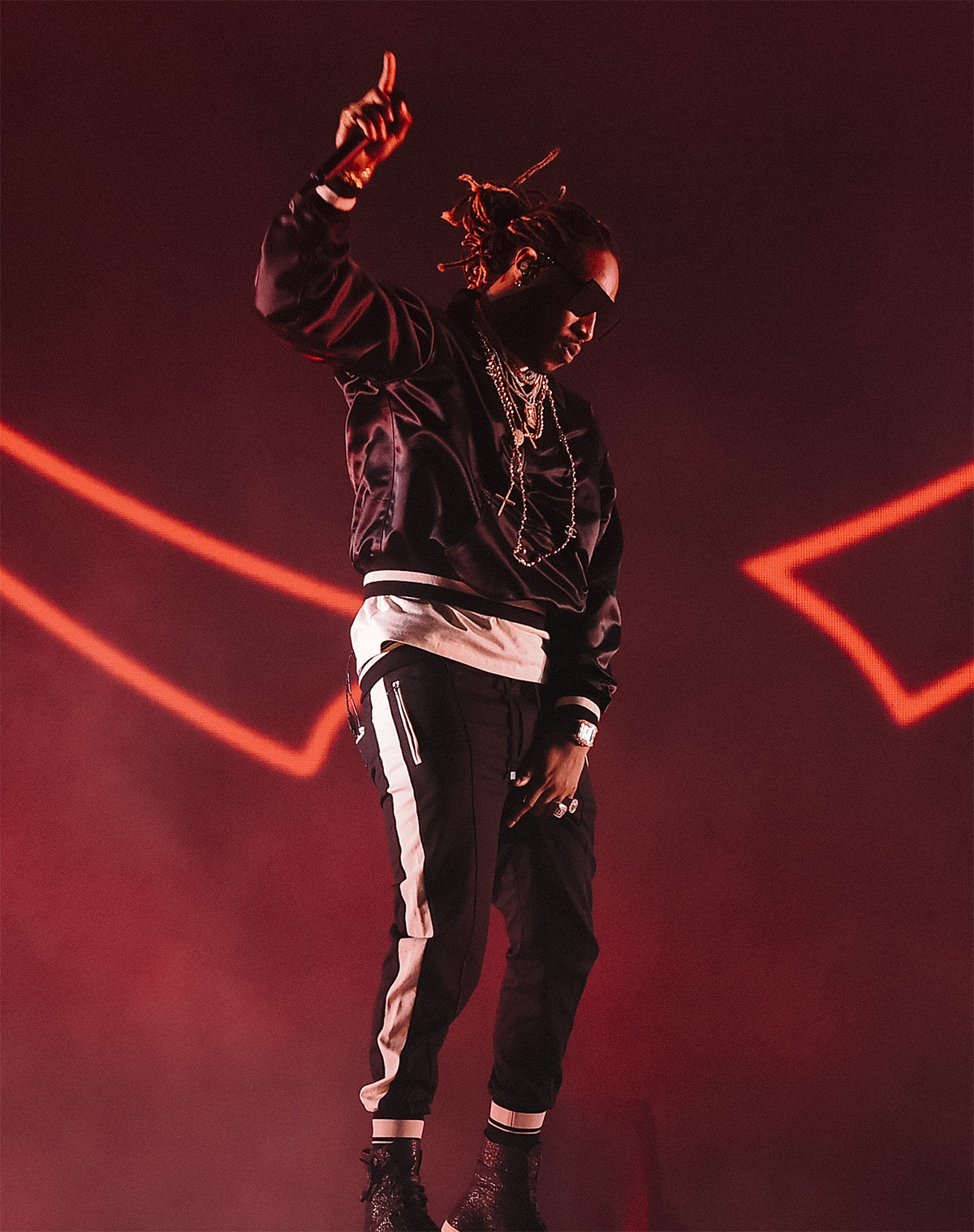 Future ha cambiato il rap per una generazione intera, ma non sa se esserne felice
