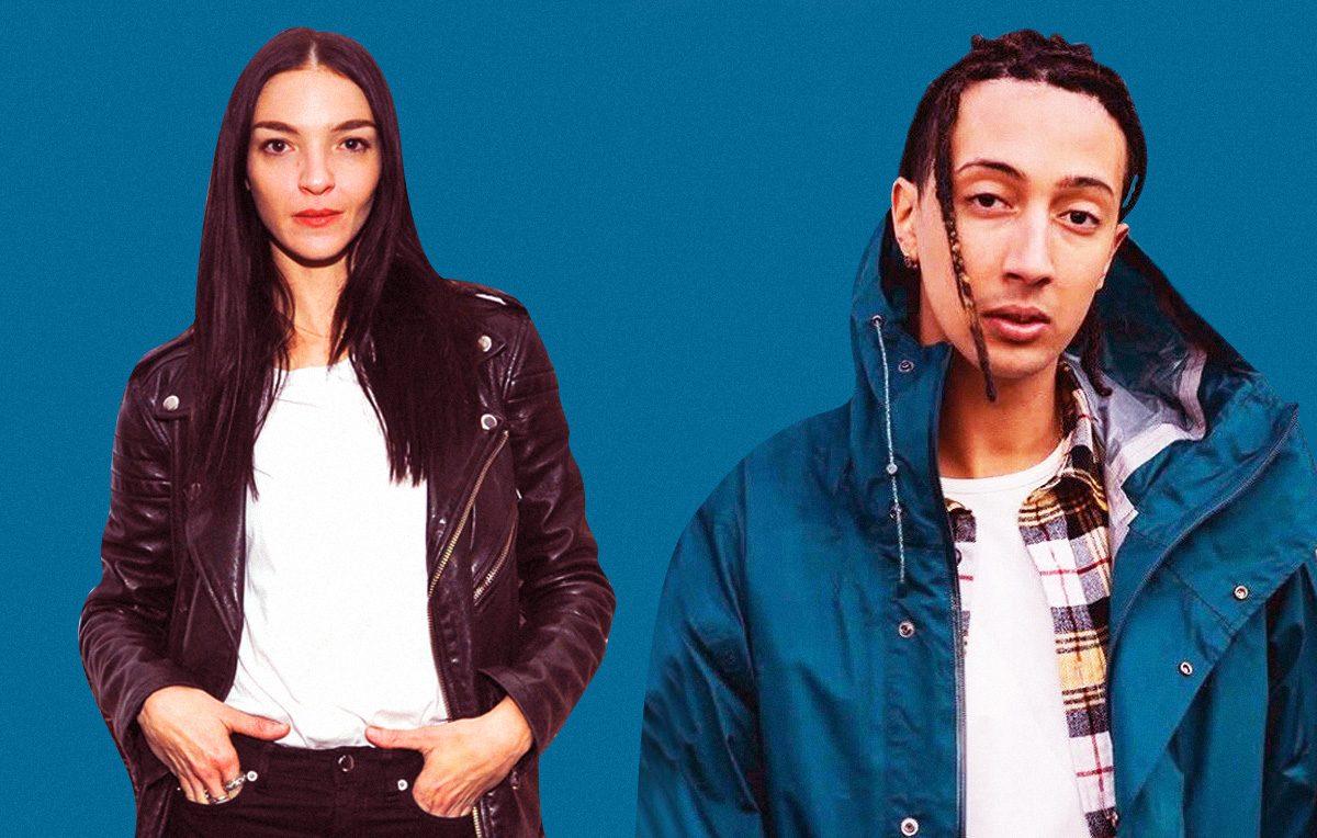 Mariacarla Boscono e Ghali sono la coppia del momento.
