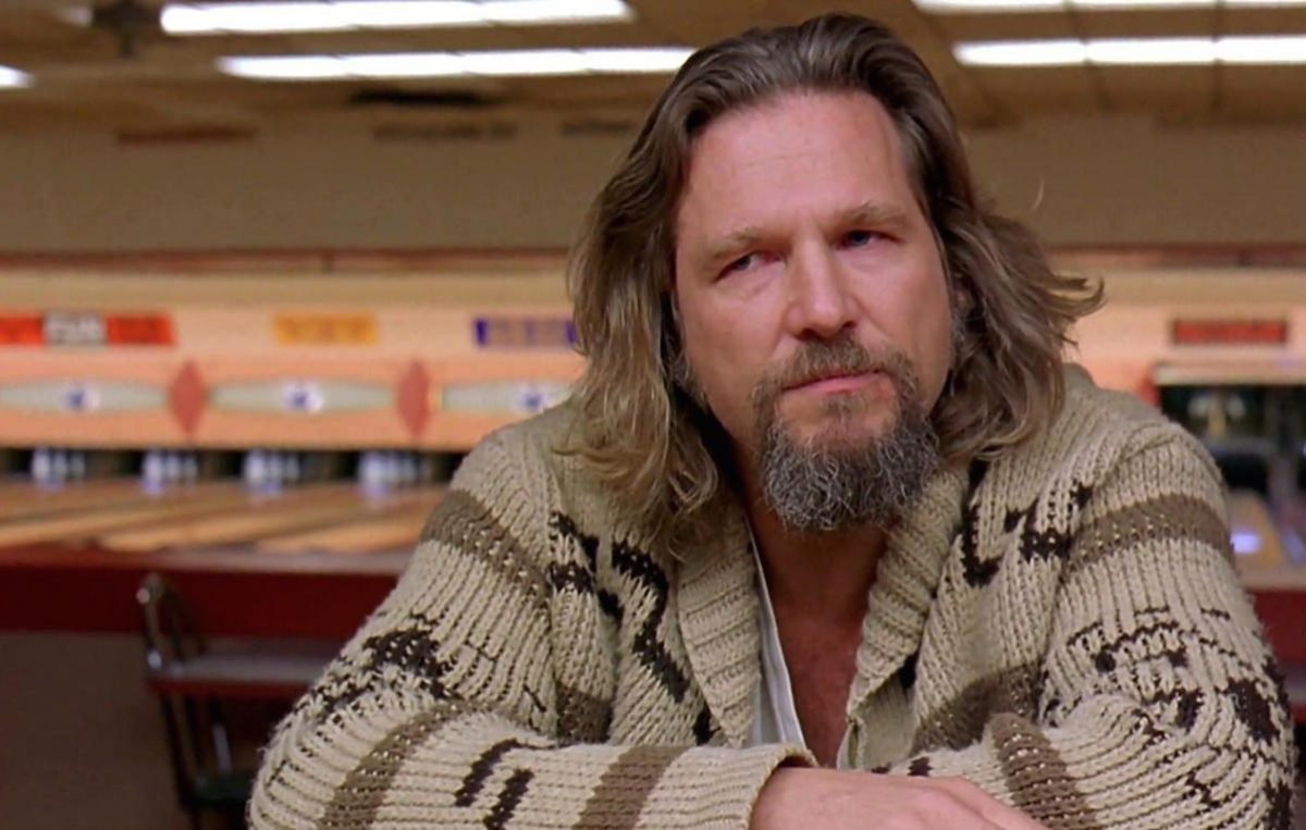 Jeff Bridges nei panni del Drugo
