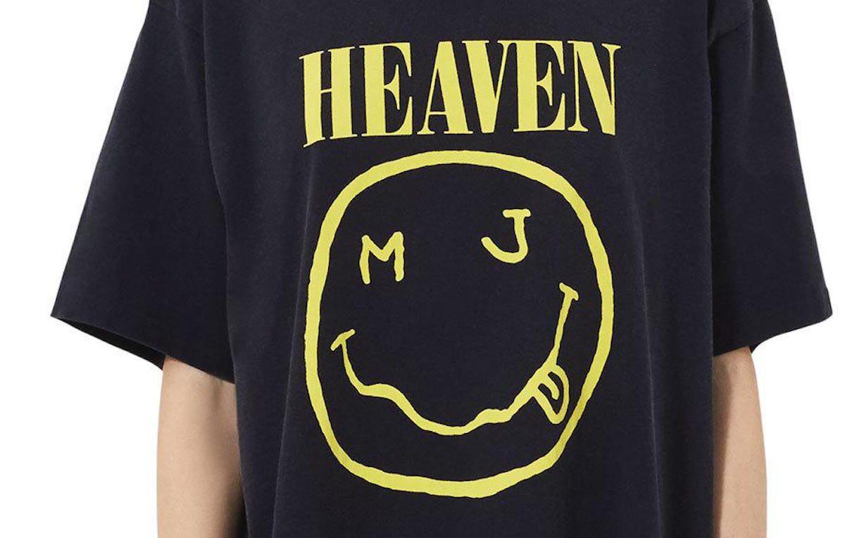 Vi ricorda niente questa maglietta?