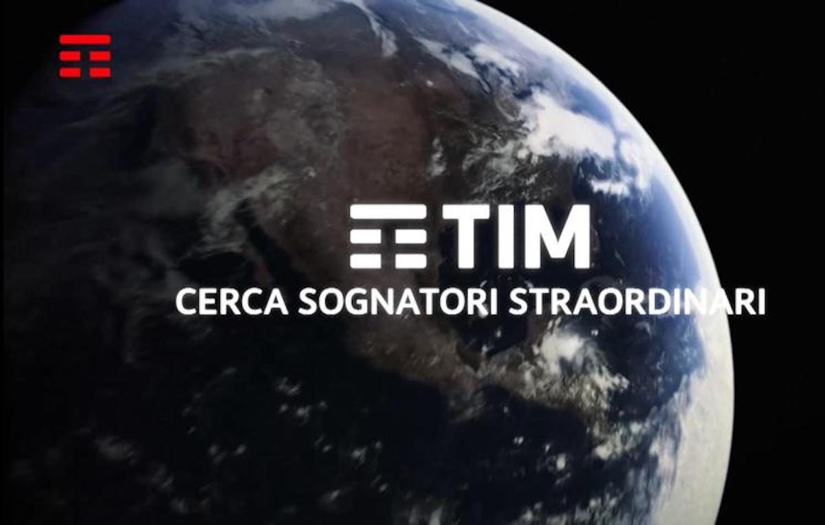 Un'immagine dello spot TIM
