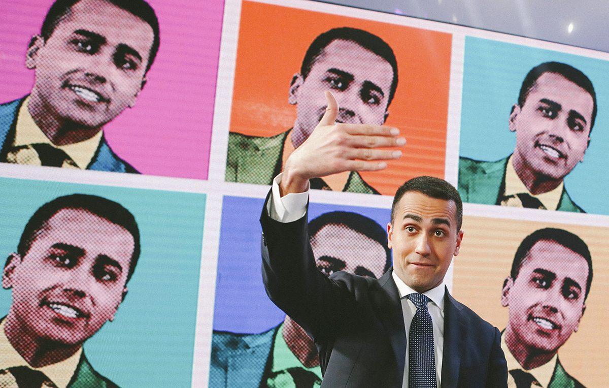 Politica cover image