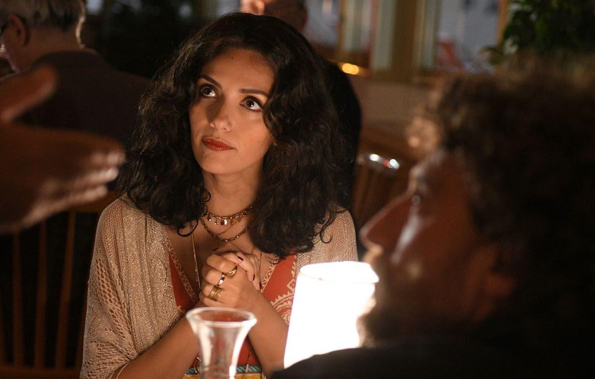 Serena Rossi in una scena del film 'Io sono Mia'