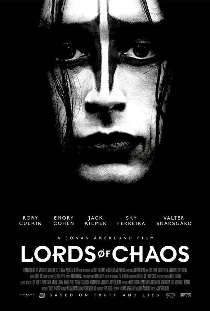 Lords of Chaos - Jonas Åkerlund