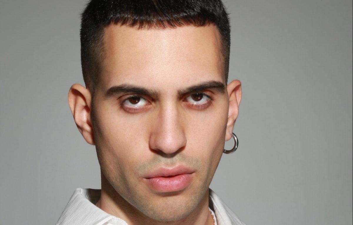 Alessandro Mahmoud, in arte Mahmood. Foto Stampa