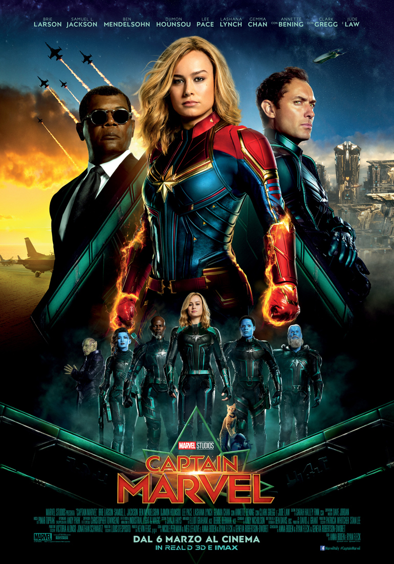 Captain Marvel - Anna Boden e Ryan Fleck