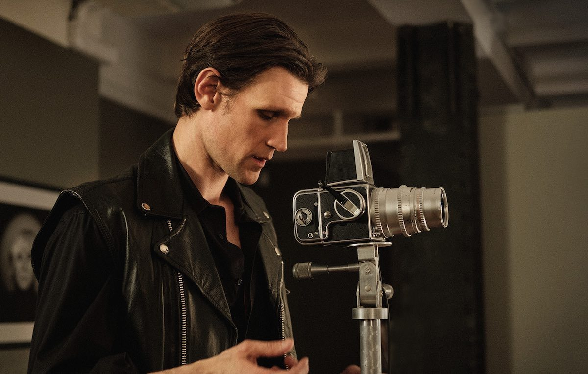 Robert Mapplethorpe è interpretato da Matt Smith
