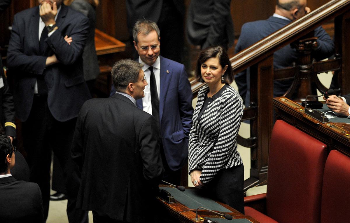 Se insulti Laura Boldrini su Facebook rischi 6 mesi di carcere
