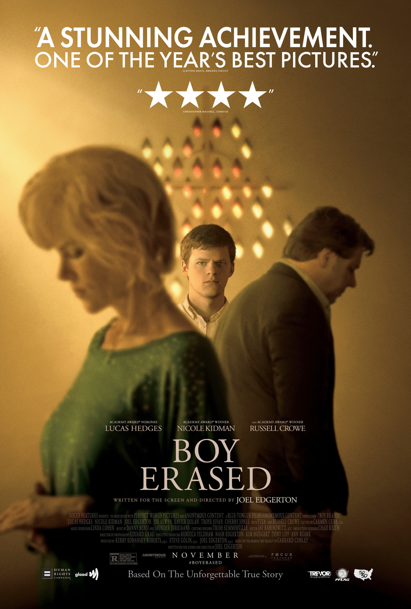 Boy Erased - Vite cancellate - Joel Edgerton