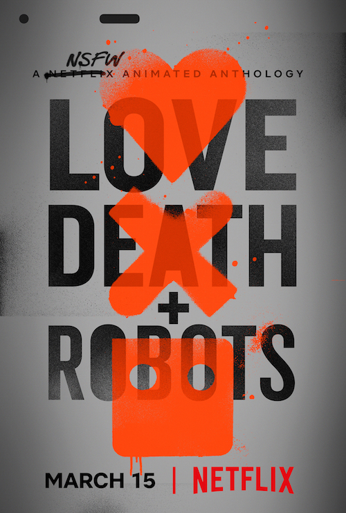 Love, Death & Robots - David Fincher, Tim Miller