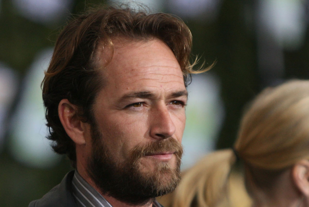 Jack Perry Sophie Perry: Luke Perry è Morto