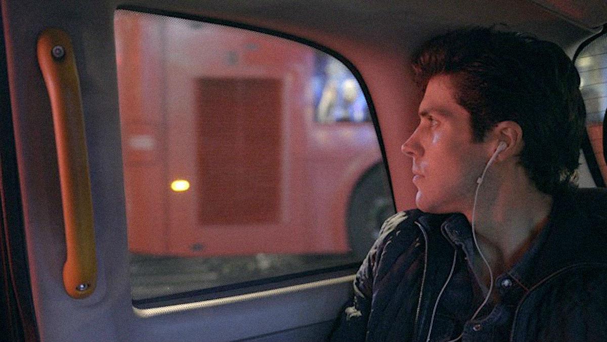 Roberto Bolle intimo in 'Questa notte mi ha aperto gli occhi'