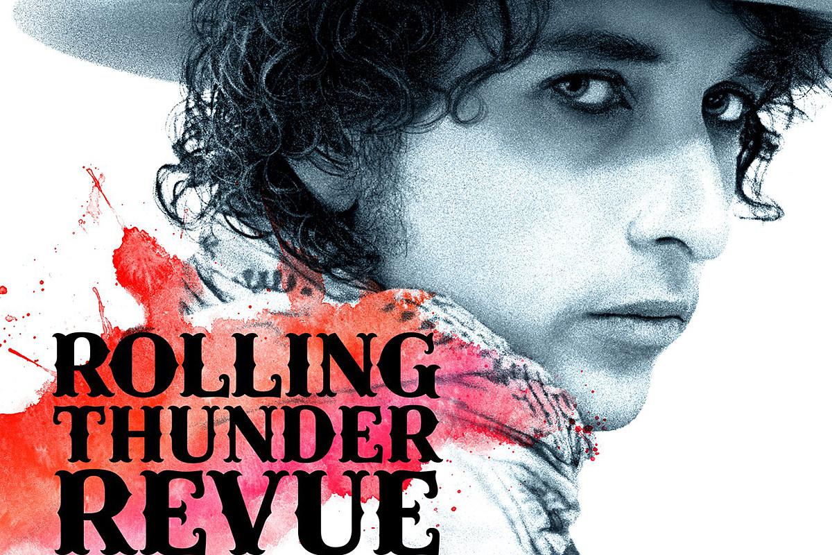 """The Rolling ThunderRevue"", un pacífico documental del rock & roll descontrolado"