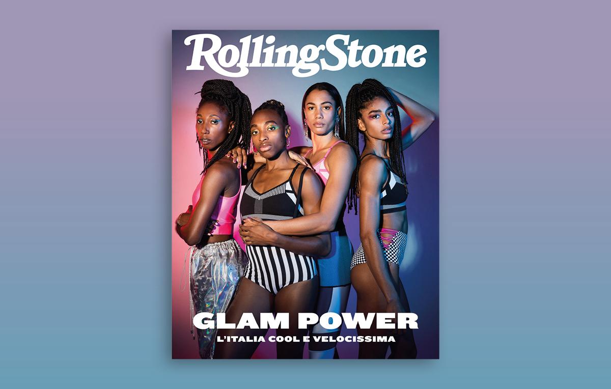 Chigbolu, Folorunso, Grenot e Lukudo per Rolling Stone Italia