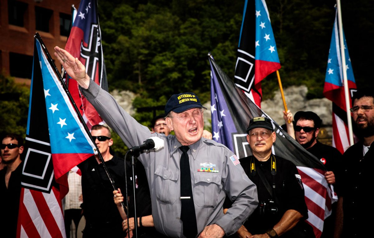 Un barbecue coi nazisti del Kentucky