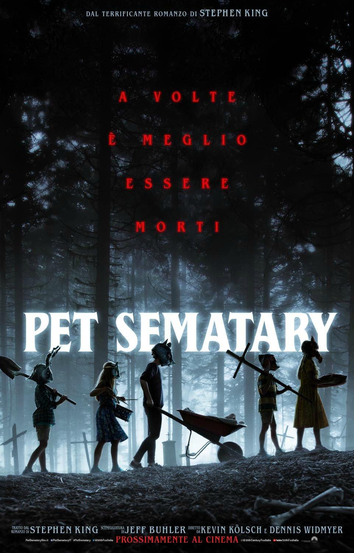 Pet Sematary - Kevin Kölsch, Dennis Widmyer