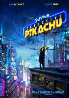 Pokémon: Detective Pikachu - Rob Letterman