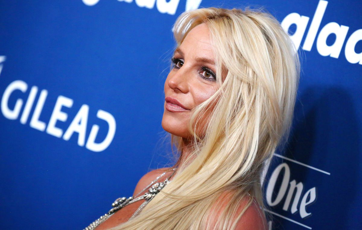 Britney Spears il gancio fino