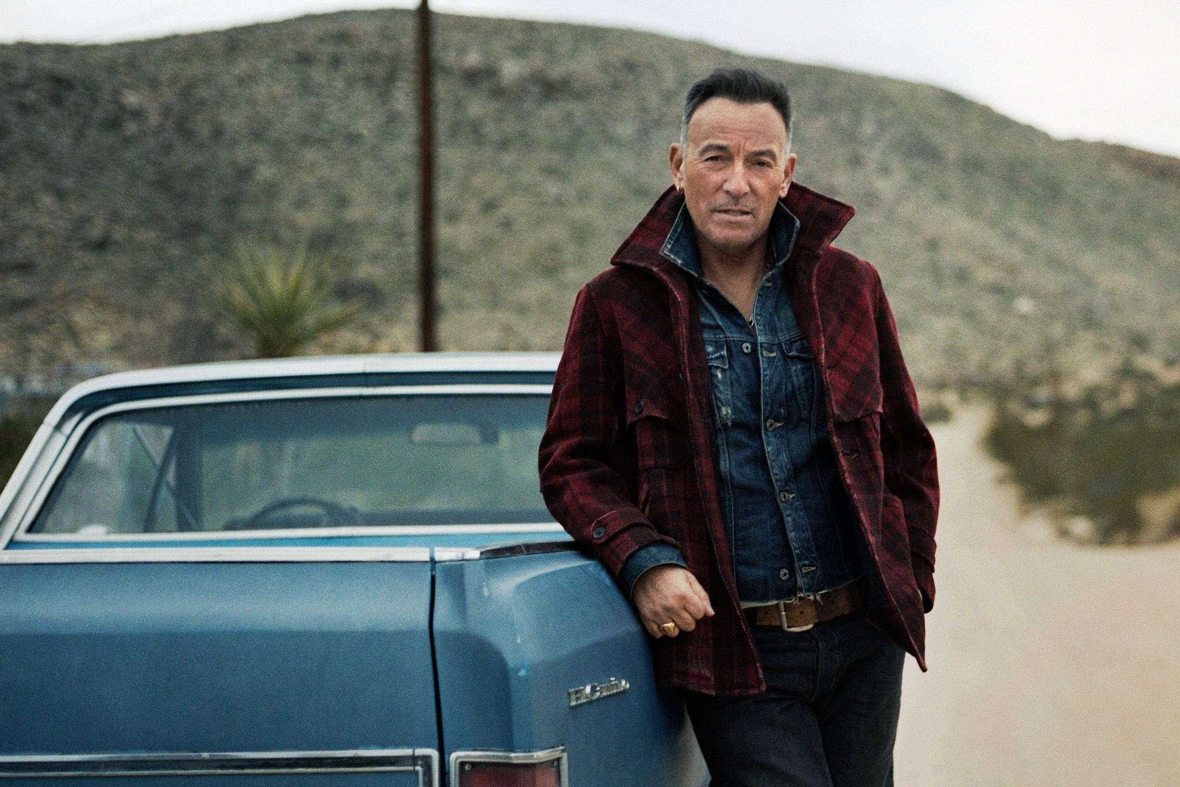 Senza le immagini del film, il nuovo 'Western Stars' è uguale a quello vecchio