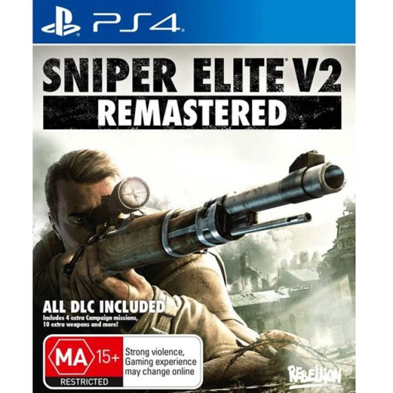 Sniper Elite V2 Remastered - Rebellion