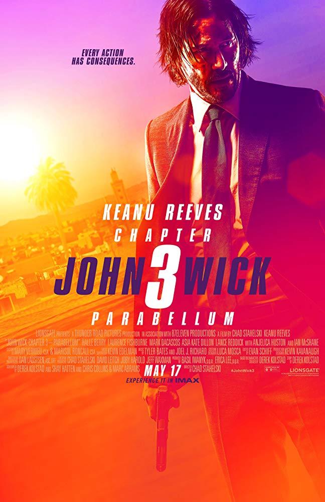 John Wick 3 – Parabellum - Chad Stahelski