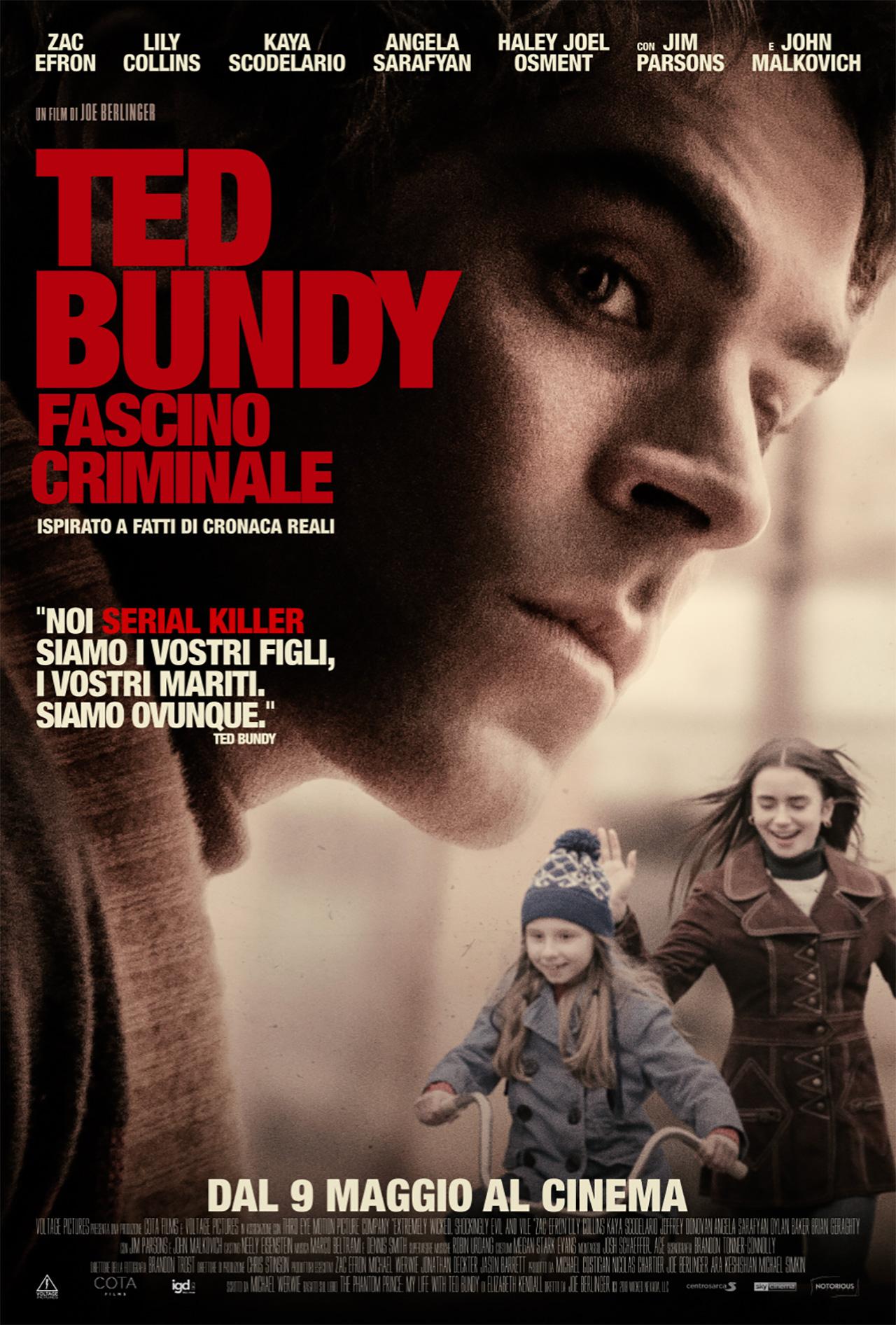 Ted Bundy – Fascino criminale - Joe Berlinger