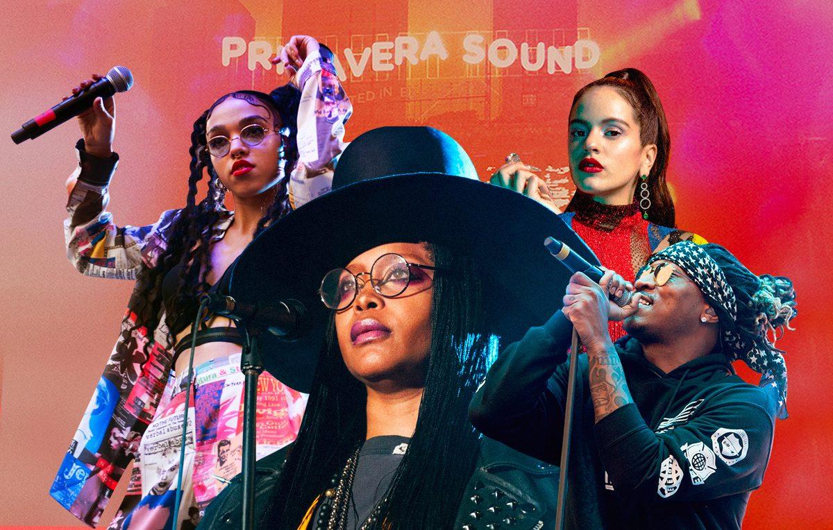 Primavera Sound 2019 Rolling Stone