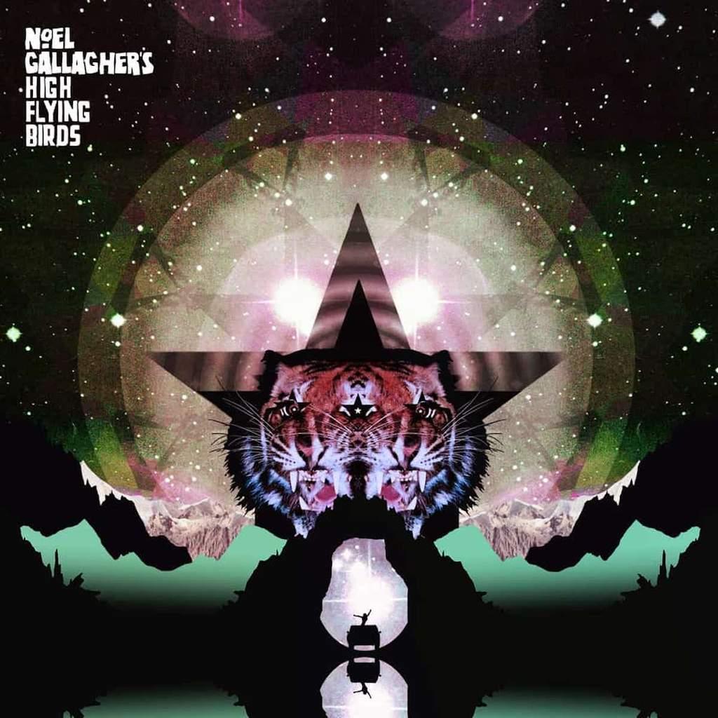 Black Star Dancing EP - Noel Gallagher's High Flying Birds