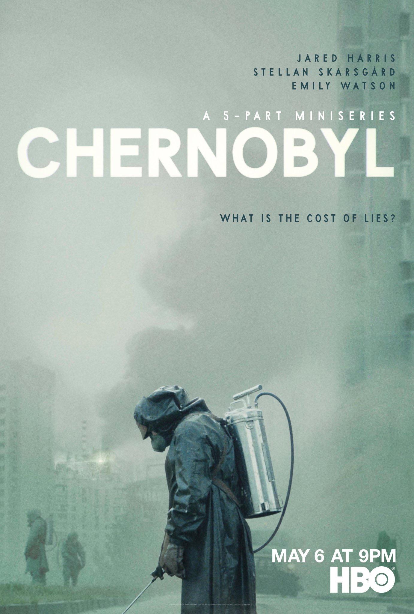 Chernobyl - Craig Mazin, Johan Renck