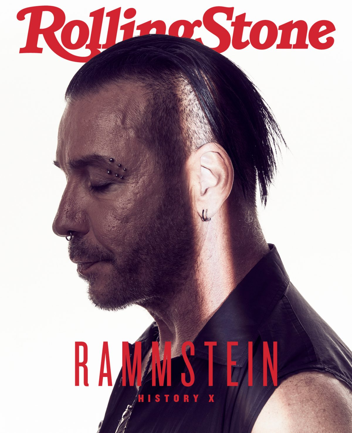 I Rammstein sulla copertina digitale di Rolling Stone
