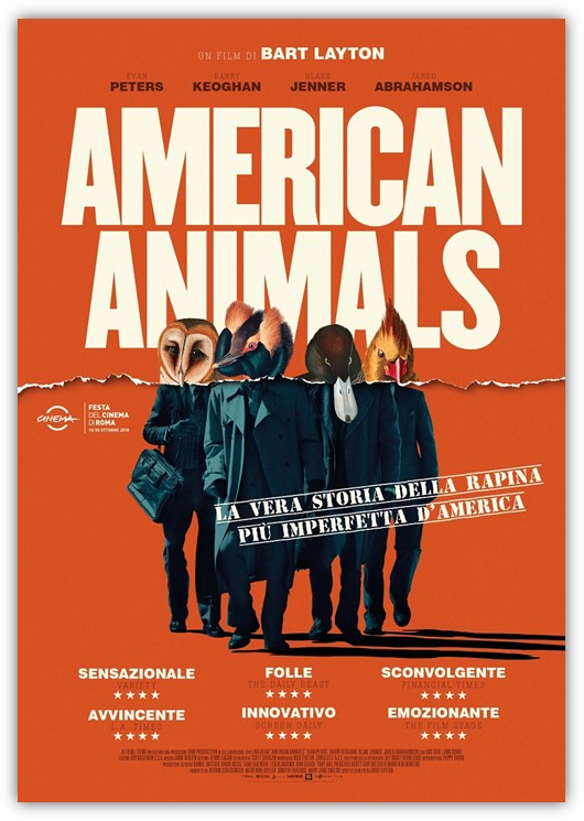 American Animals - Bart Layton