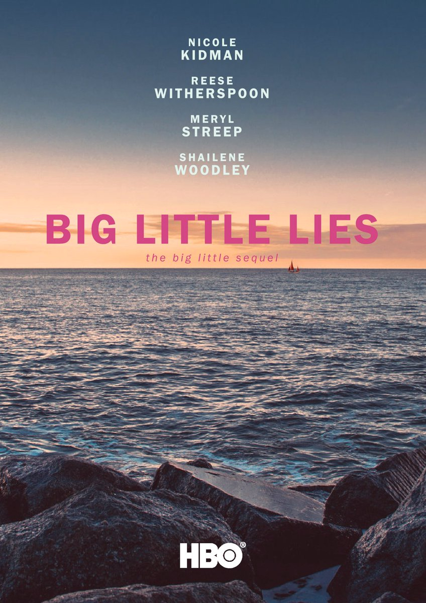 Big Little Lies 2 - David E. Kelley
