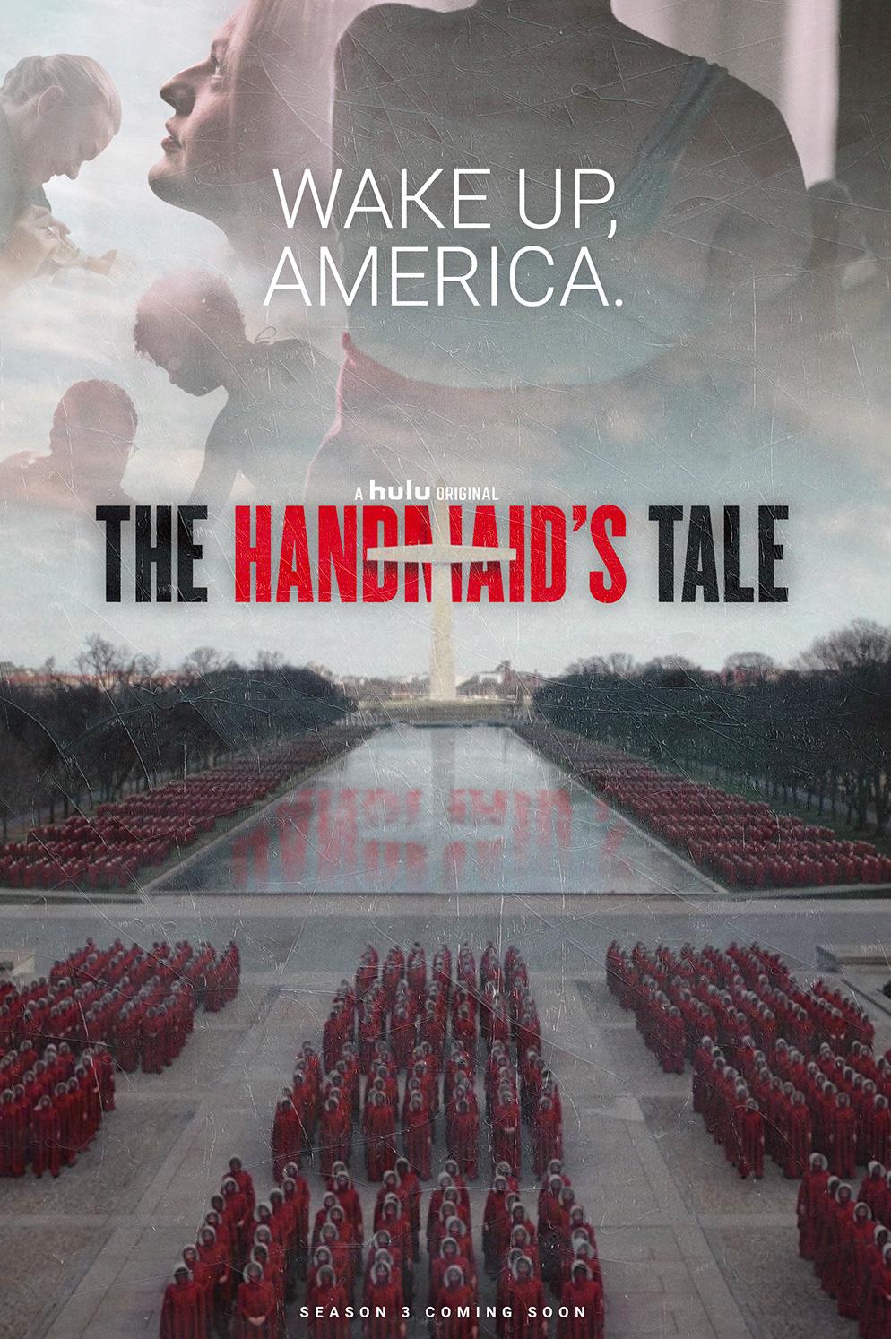 Handmaid's Tale 3 - Bruce Miller