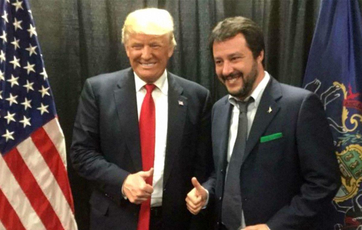 Salvini e Trump hanno un piano: fare dell'Europa la nuova America Latina