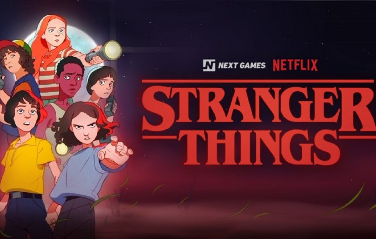 Nel nuovo gioco di Stranger Things il