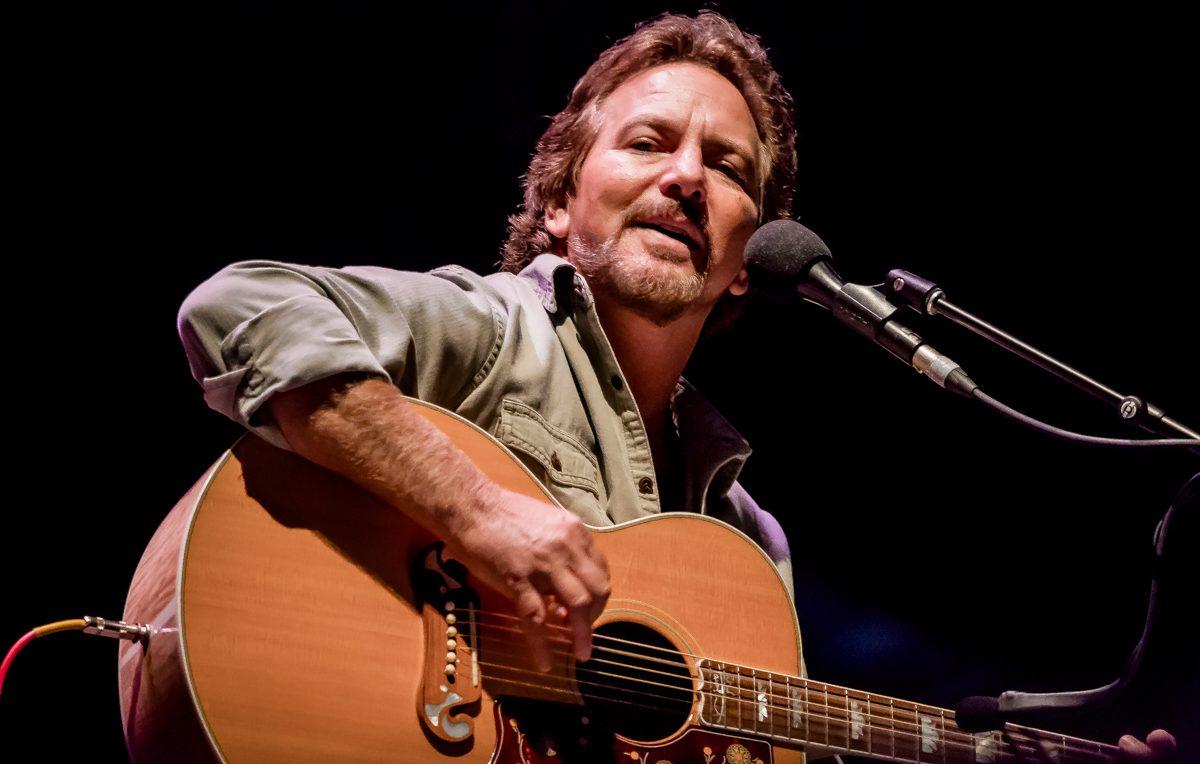 Firenze non dimenticherà mai Eddie Vedder