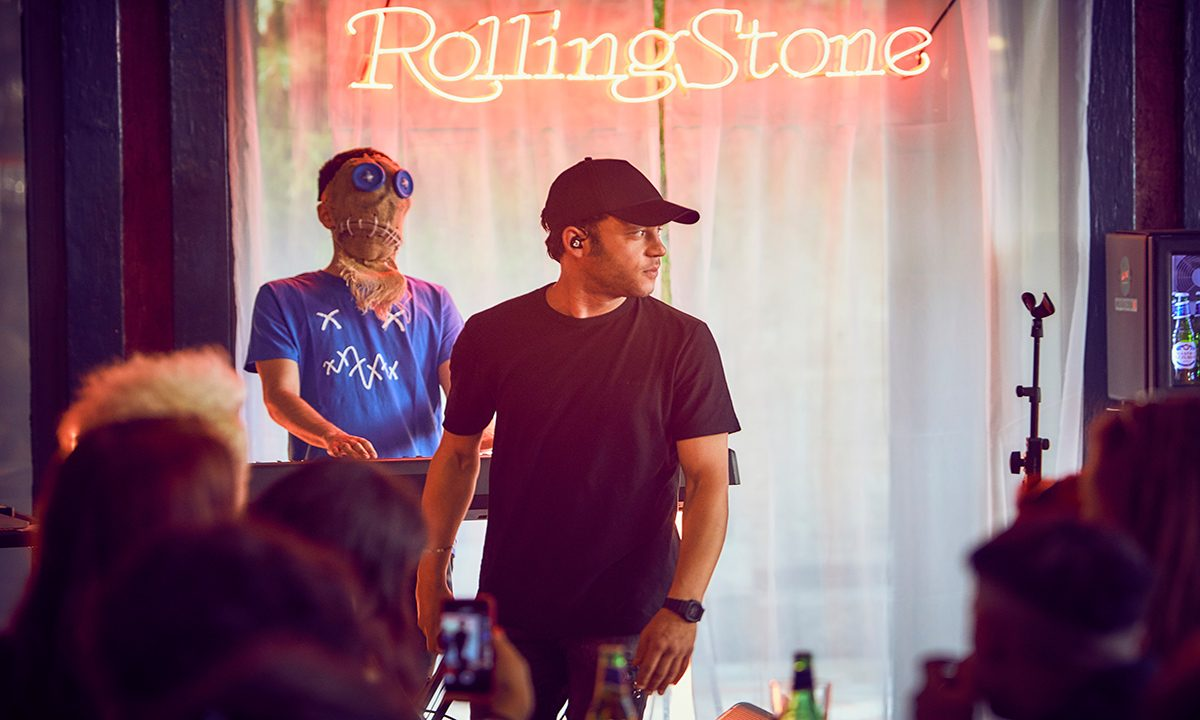 Rancore @ Rolling Stone Brunch Sessions