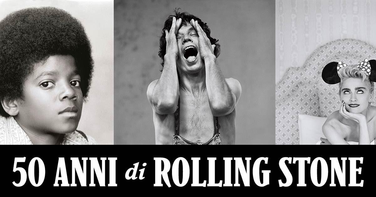 50 anni di Rolling Stone