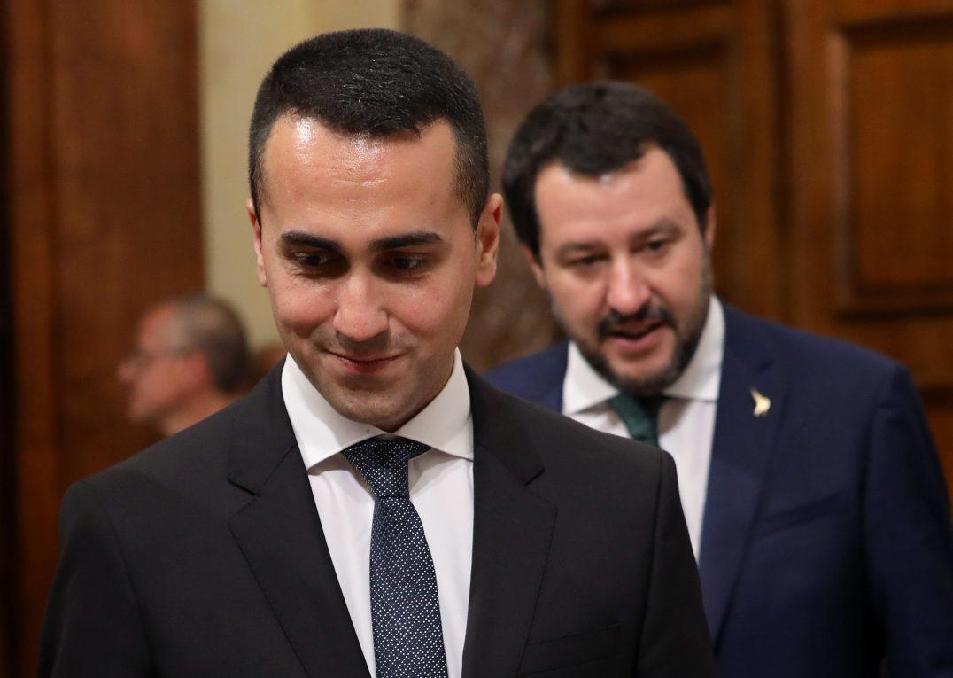 Salvini è l'amico che ti mette nei guai, Di Maio quello che asseconda le sue stronzate
