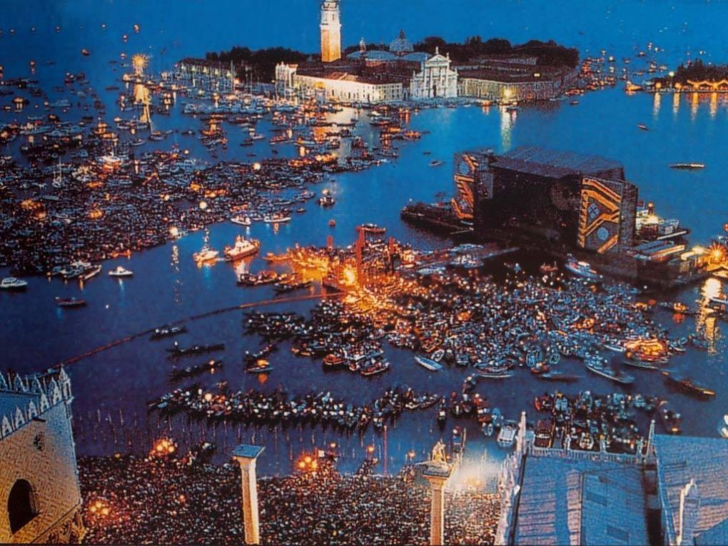 Pink Floyd a Venezia: 30 anni fa il concerto più bello e controverso in Italia