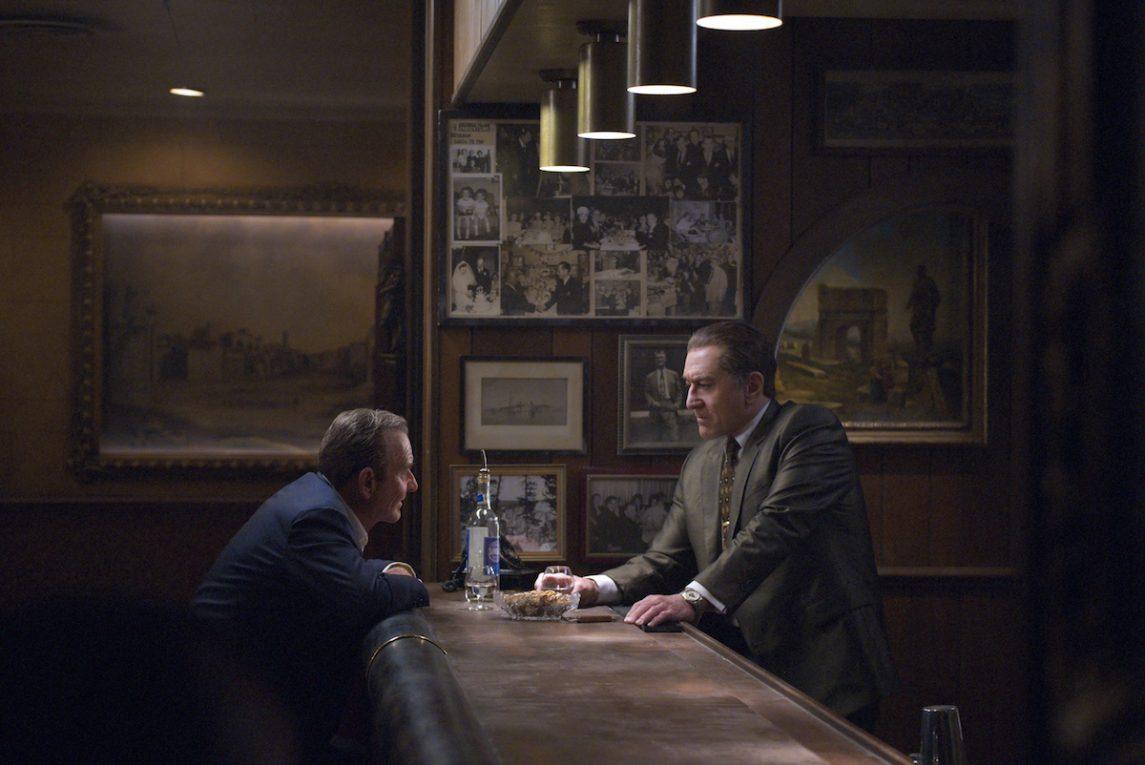 'The Irishman', il film di Scorsese alla Festa del Cinema di Roma