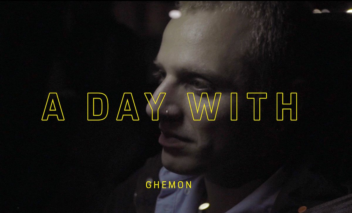 A day with Ghemon