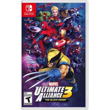 Marvel Ultimate Alliance 3 - Koei Tecmo/Team Ninja