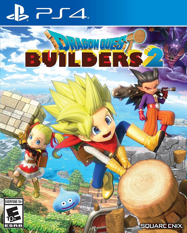 Dragon Quest Builders 2  - Square Enix