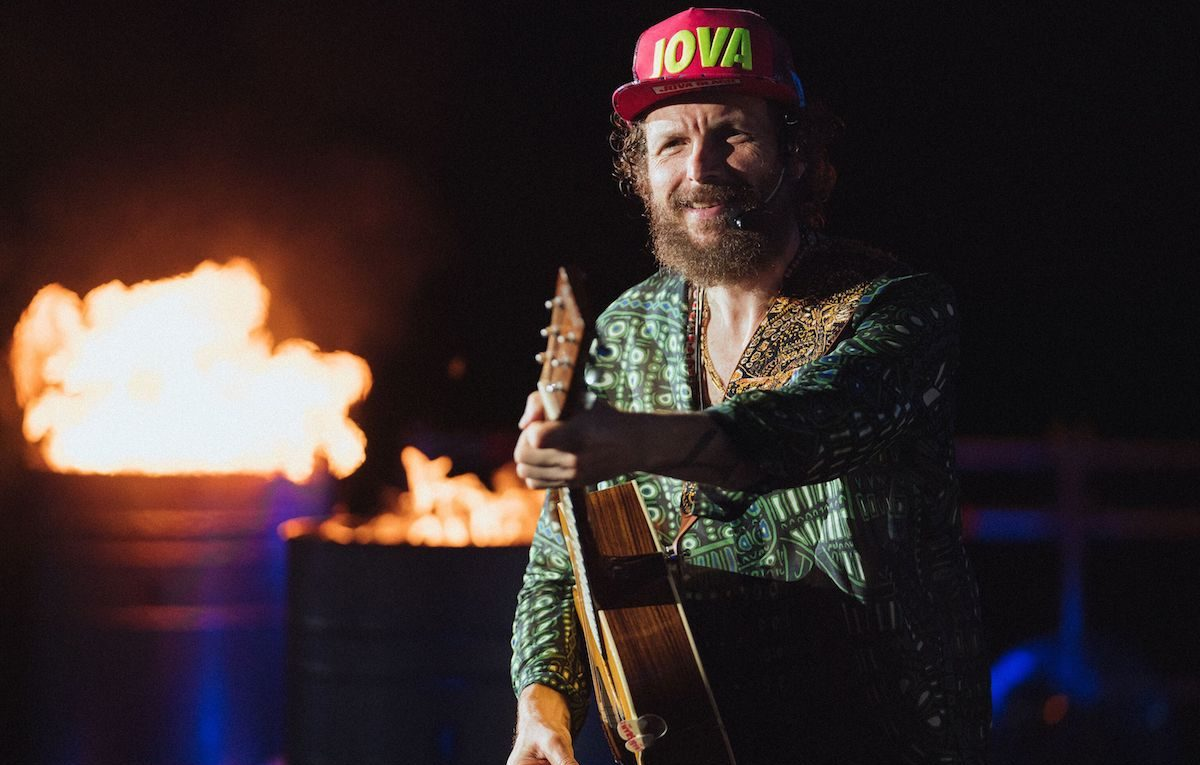 Jovanotti al Jova Beach Party. Foto: Michele Lugaresi