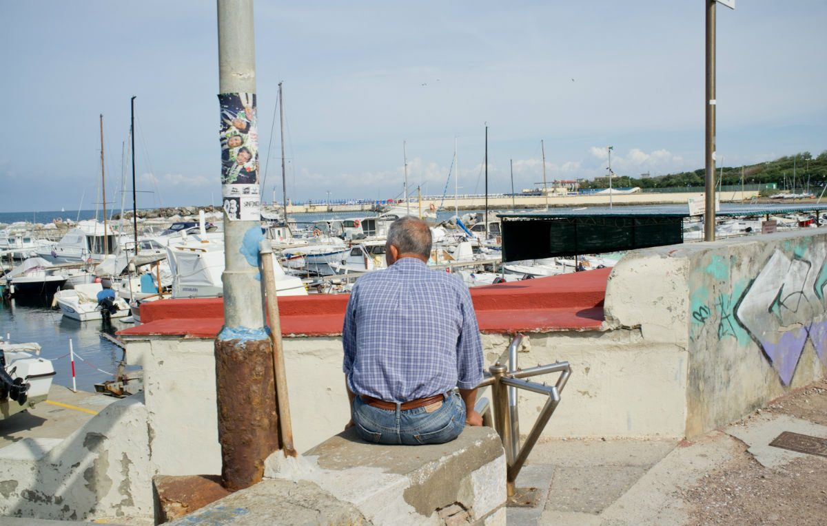 Livorno: d'estate San Diego, d'inverno Chernobyl