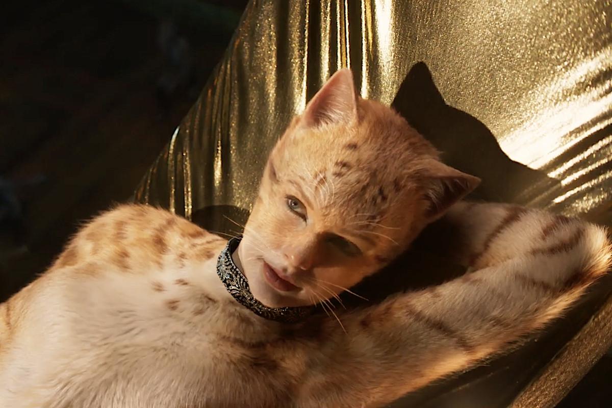 Cats: Taylor Swift e Jennifer Hudson nel primo trailer del film