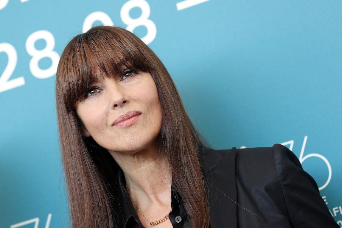 Monica Bellucci: «Si può essere sensuali anche a novant'anni»