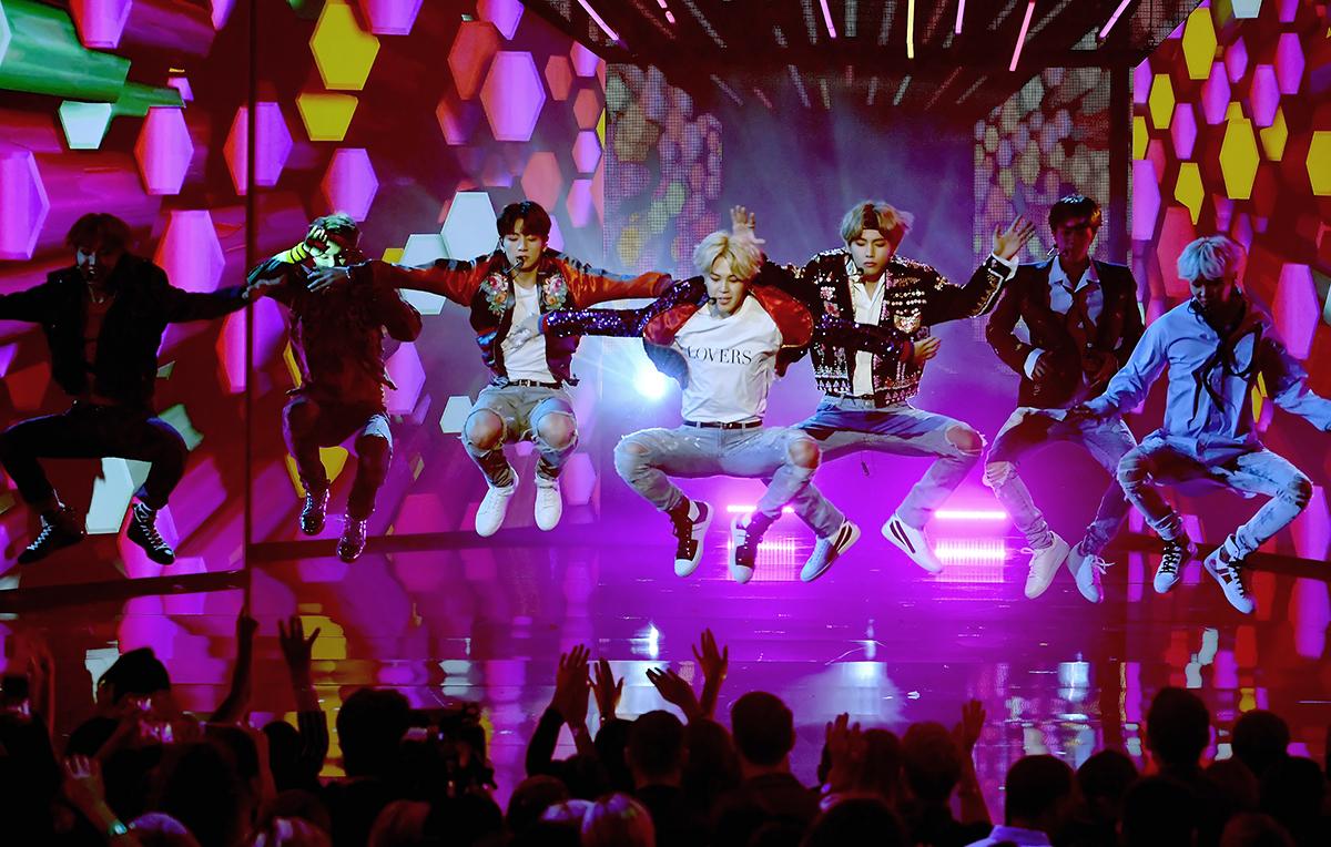 I BTS si prendono la prima pausa della loro carriera