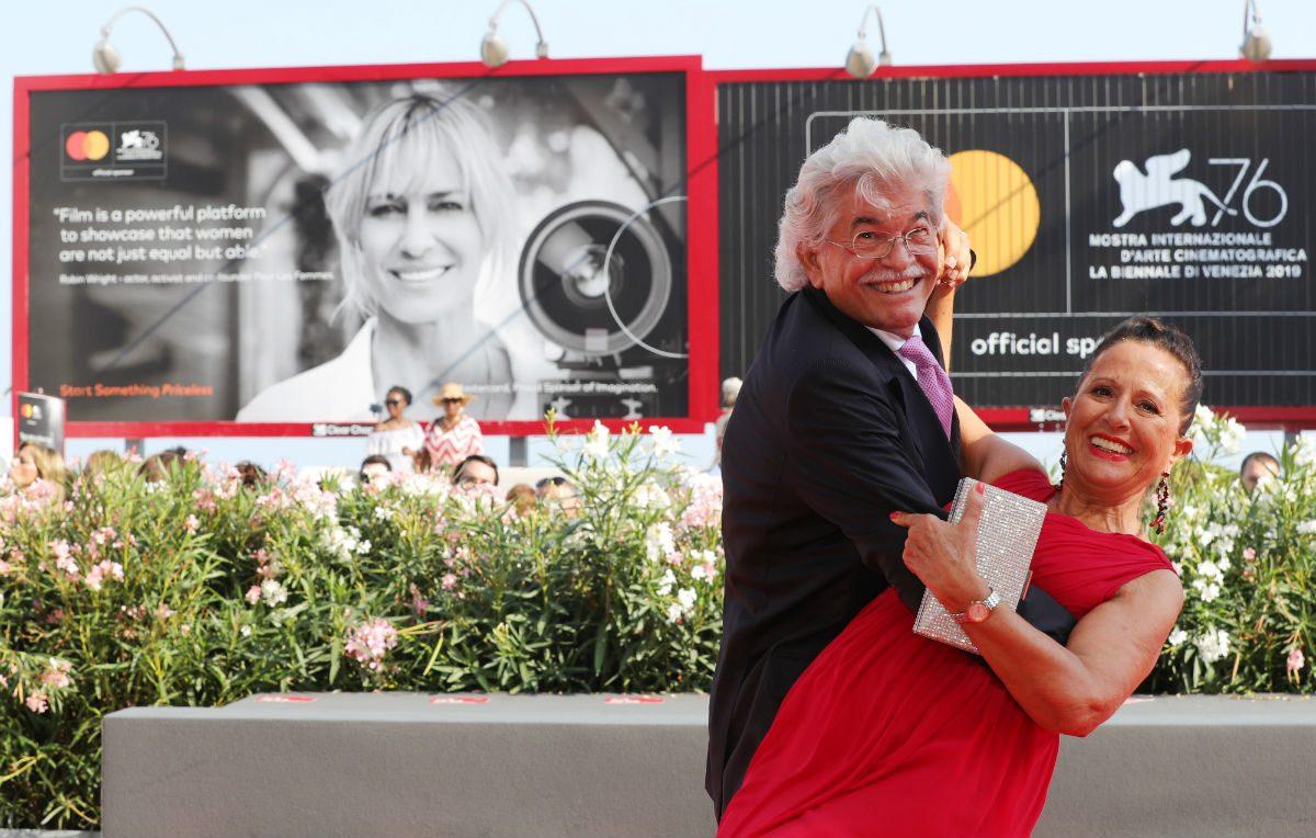 Brad Pitt, Gabriella Carlucci e Antonio Razzi: bestiario del Festival di Venezia